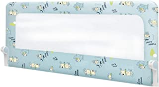 WANNA ME Baby Playpen Children s Bed Fence Baby Shatter-Resistant Fence Bedside Baffle Universal Crib Fence Strong and Durable Made from Non-to  Size 200cm