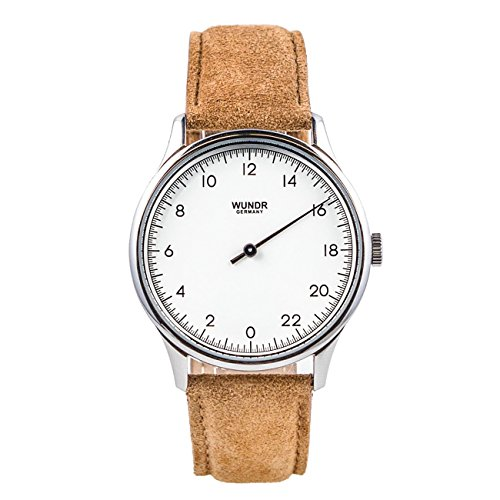 WUNDRWATCH – The 24h one Hand Watch