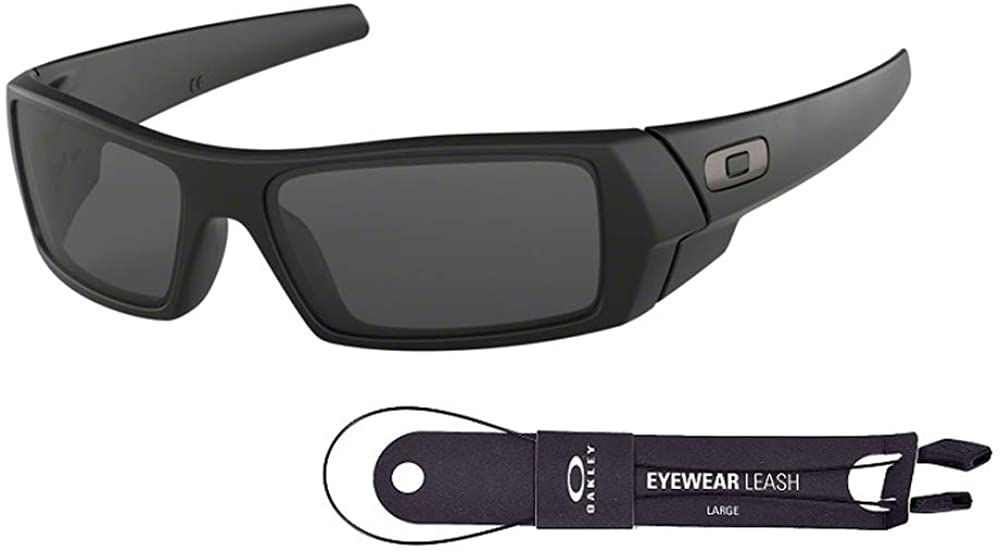 Oakley Gascan safety Ranking TOP14 OO9014 with Leash+Designe Sunglasses+BUNDLE