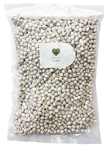 塩豆 (しおまめ) 1kg えんどう豆 豆菓子 国内加工 業務用