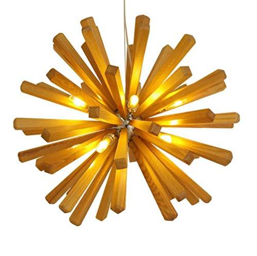 Lage prijs tafellamp bedlampje kristallen kroonluchter plafondlamp wandlampen LED hanglamp, postmoderne paardenbloem ronde bol kroonluchter, persoonlijkheid creatief restauratie S
