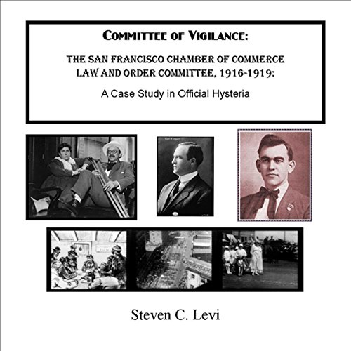 Committee of Vigilance audiobook cover art