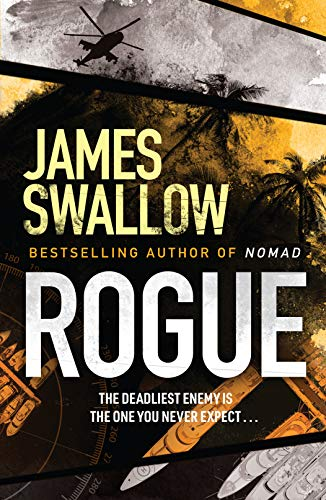 Rogue: The blockbuster espionage thriller of Summer 2020 (The Marc Dane series)