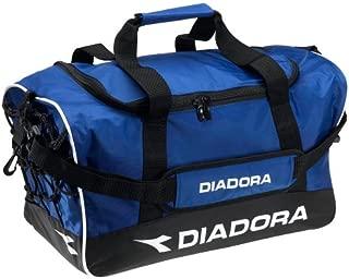 Diadora Small Team Bag (Black, 19-Inch x 11-Inch x 11-Inch)