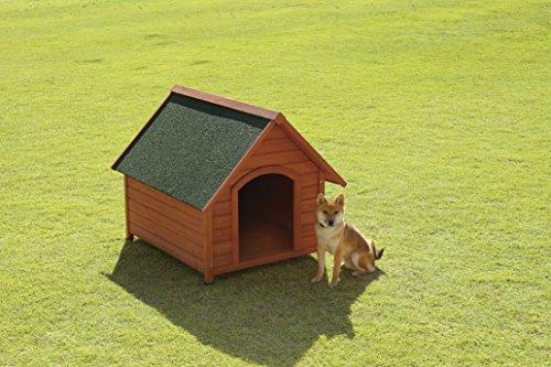 リッチェル木製犬舎830(83×101×82.5cm)