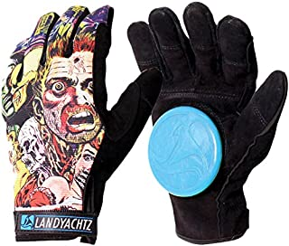 Landyachtz Comic Slide Longboard Slide Gloves-XL