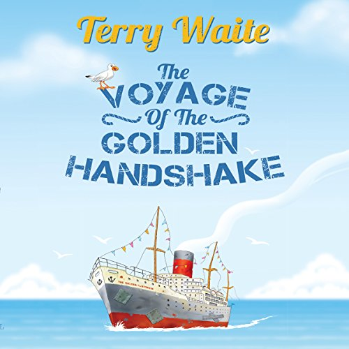 The Voyage of the Golden Handshake audiobook cover art