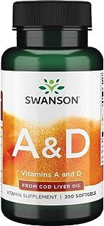 Sponsored Ad - Swanson Vitamin A & D 250 Sgels