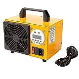 Purificador de Aire del generador de ozono Esterilizador Ozonator Máquina Purificador de Aire Control de Temporizador con Equipo de esterilización de Pantalla for casa, Hotel, Oficina
