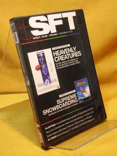 Heavenly Creatures. (Spielfilm) + Supreme Snowboarding (PC-Spiel): Spektakuläre Snowboard-Simulation in den Alpen. DVD