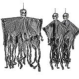 THE TWIDDLERS 3 Esqueletos Fantasma Tenebrosos...