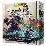 Fantasy Flight Games- Leyenda de los Cinco Anillos LCG - Bajo la Sombra de Fu Leng (L5C42ES)