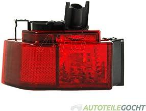 06//03-11 IOW Nebelschlussleuchte Rückleuchte links Opel Meriva Bj
