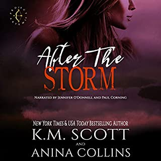 After the Storm: A Project Artemis Novel     Project Artemis Series, Book 2              By:                                                                                                                                 K.M. Scott,                                                                                        Anina Collins                               Narrated by:                                                                                                                                 Jennifer O'Donnell,                                                                                        Paul Corning                      Length: 7 hrs and 34 mins     3 ratings     Overall 4.7