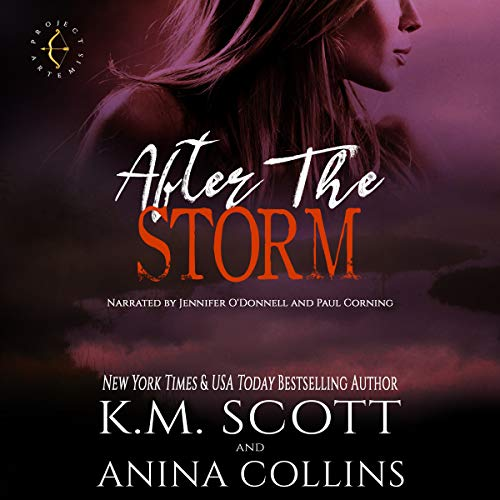 After the Storm: A Project Artemis Novel cover art