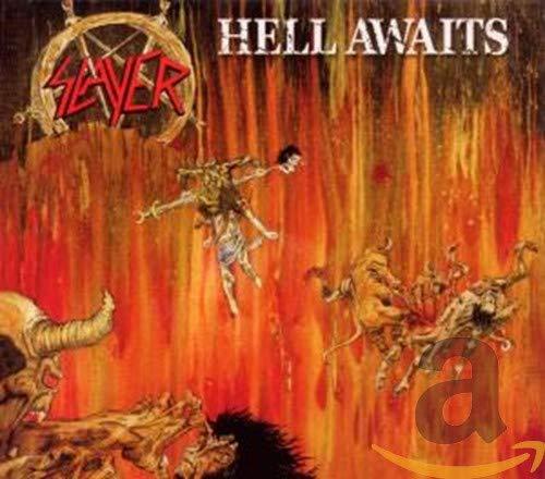 Hell Awaits (Reed.)