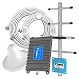 Cell Phone Signal Booster Verizon Signal Booster 4G 5G Band 13 700MHz Cell Phone Booster Tonve 4G LTE Network Extender Cell Booster Home Verizon Extender Repeater Antenna Boosts Data/Call 4000sqft