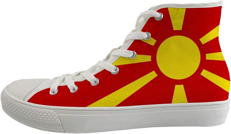 Le drapeau de la la la Macédoine  nya exklusiva high-end