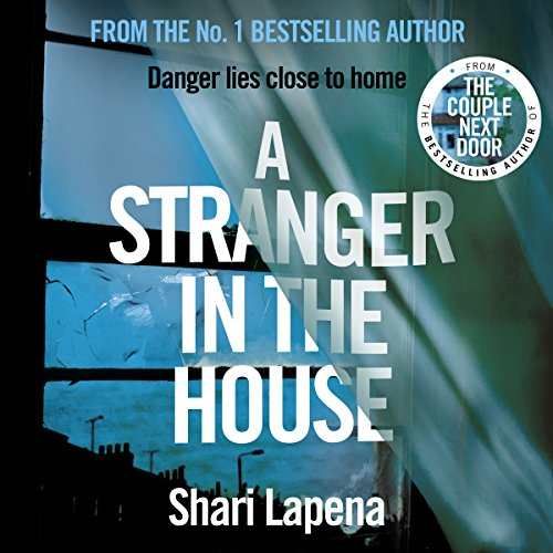 A Stranger in the House audiobook cover art