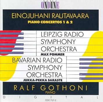 Rautavaara, E.: Piano Concertos Nos. 1 and 2