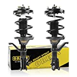 OREDY Front Pair Complete Shocks Struts Coil Spring Assembly Kit Compatible with CR-V 2002 2003 2004 2005 2006#172143 172144 11668 11667