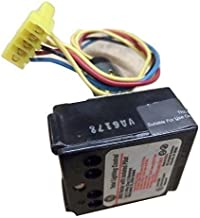 1- GE RR9 20A SPST Low Voltage Relay PILOT