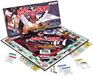 Dale Earnhardt Monopoly NASCAR Special Editon Board Game