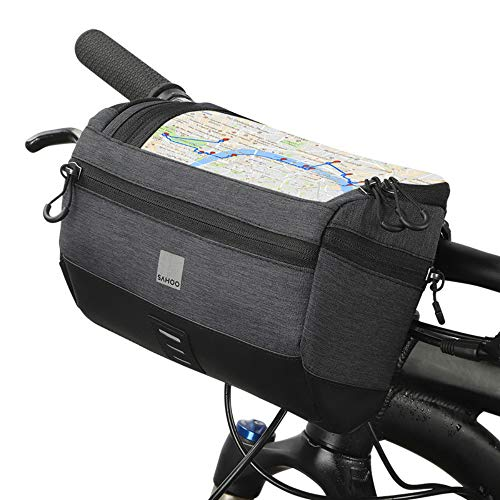 CXL Fahrrad-Fronttasche Großes Mobiltelefon gecharterte Fronttasche Neutrale Fahrausrüstung