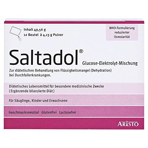 Saltadol Elektrolyt Pulver zur Herstellung einer L�sung, 12