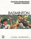 Badminton de l'ecole aux asociations