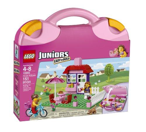 LEGO Juniors 10660 House Suitcase by LEGO Juniors