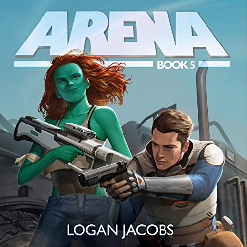 Arena, Book 5 cover art