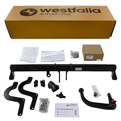 WESTFALIA 304152900113 Anhängerkupplungen