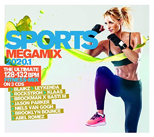 Sports Megamix 2020.1 Your Workout Favourites