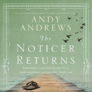 The Noticer Returns audiobook cover art