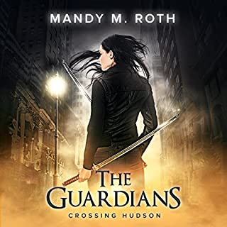 Crossing Hudson     The Guardians, Book 2              By:                                                                                                                                 Mandy M. Roth                               Narrated by:                                                                                                                                 Allyson Voller                      Length: 6 hrs and 5 mins     11 ratings     Overall 4.8