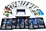 24Pcs The Legend of Zelda Breath of The Wild NFC Cards, [Newest Version] Compatible with Switch/Lite Wii U - with Iron Box (Collector's Edition)