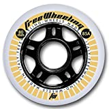 FreeWheeling 4-Pack Roller Race Wheels 80 mm 85A 1117383