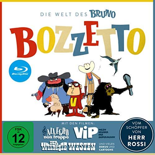 Die Welt des Bruno Bozzetto (+ Bonus-DVD) [Blu-ray]