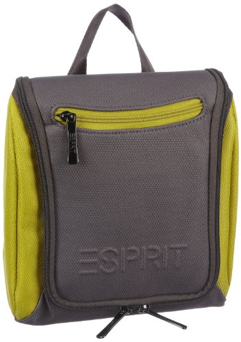 Esprit Cosmetic Bag Cocktail Hybrid, Curry, 23 x 19 x 10 cm, 16925