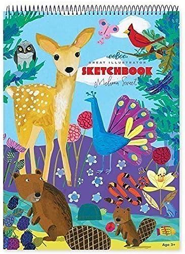 Precio al por mayor y calidad confiable. Eeboo Life on Earth Sketchbook by by by eeBoo  autorización