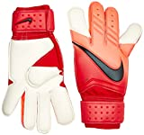 NIKE Gk Vapor Grip 3 Fa16 Guantes de Portero, Hombre, Rojo (University Red/Hyper Orange/Black), 10.5