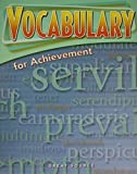 Student Edition Grade 11 2006: Fifth Course (Great Source Vocabulary for Achievement)