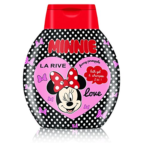 La Rive Disney Mini Maus 2-in-1 shampoo en douchegel voor kinderen, 250 ml