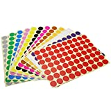 19mm Runde Dot Aufkleber Farbkodierung Etiketten,...