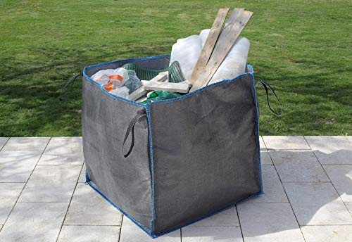 BAGUTIL Big Bag 1000 L 1m3 Multi Usage Jardinage et Bricolage, très résistant, fabriqué en France
