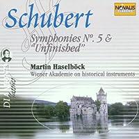 Sym.5, 8: Haselbock / Wiener Akademie +piano Trio