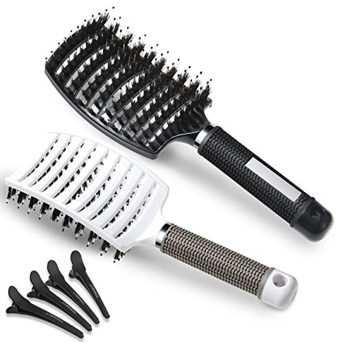 Lictin -   2 Pcs Haarbürste