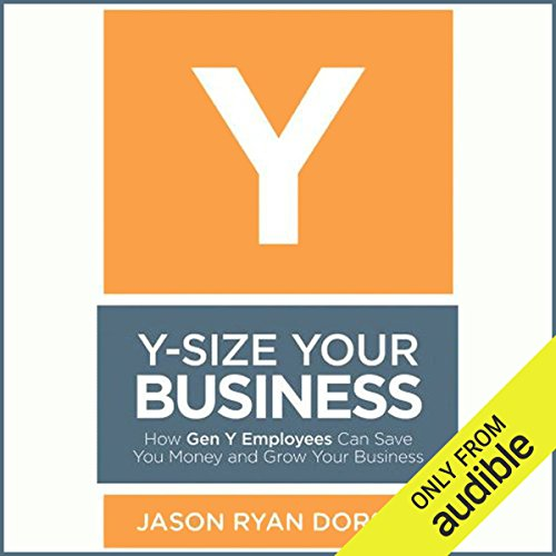 Y-Size Your Business audiobook cover art
