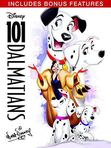101 Dalmatians (Plus Bonus Content)